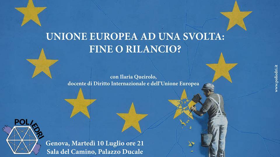 Unione Europea ad una svolta: fine o rilancio?