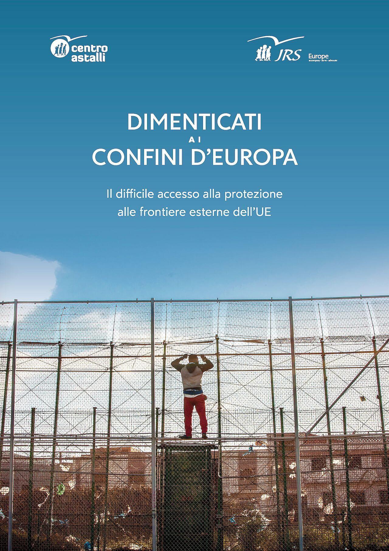 Read more about the article Dimenticati ai confini d'Europa