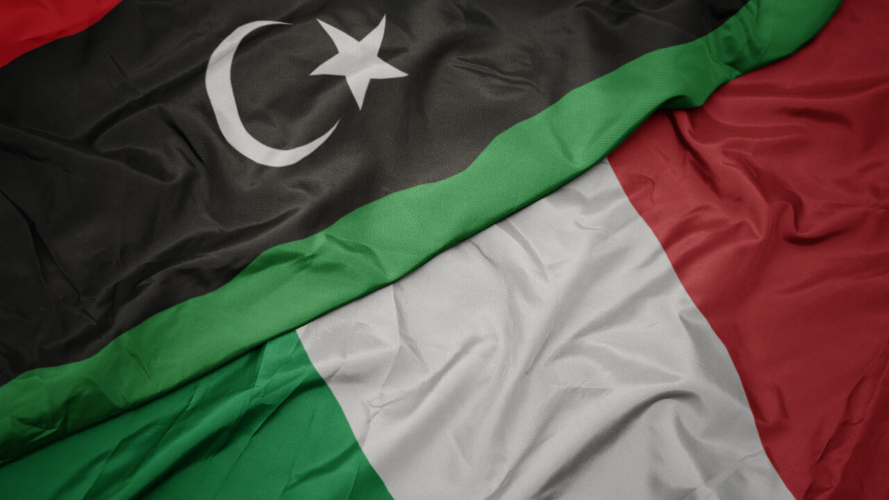 Foto Italia Libia